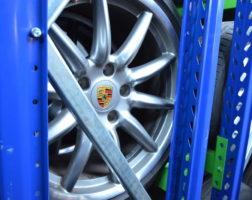 Reifenaufbewahrung